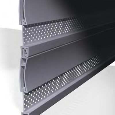 Persiana Aluminio Microperforado