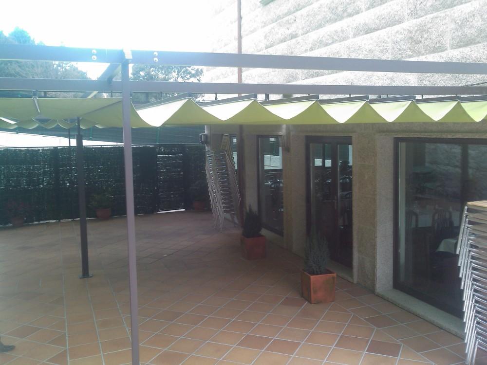 pergola terraza
