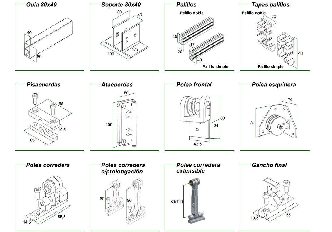 Pergola aluminio persianas raser instalaci n y montaje - Accesorios para pergolas ...