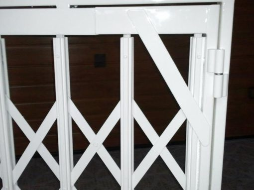Extendable and Folding Gate